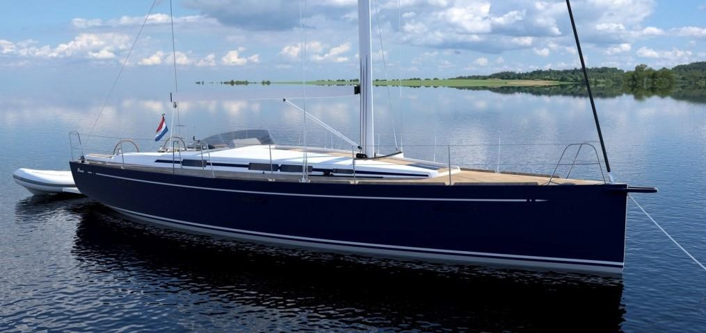 Exterior C-Yacht 42ac New Boat