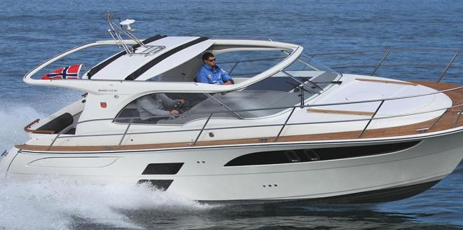 Boarncruiser 310 Marex New boat