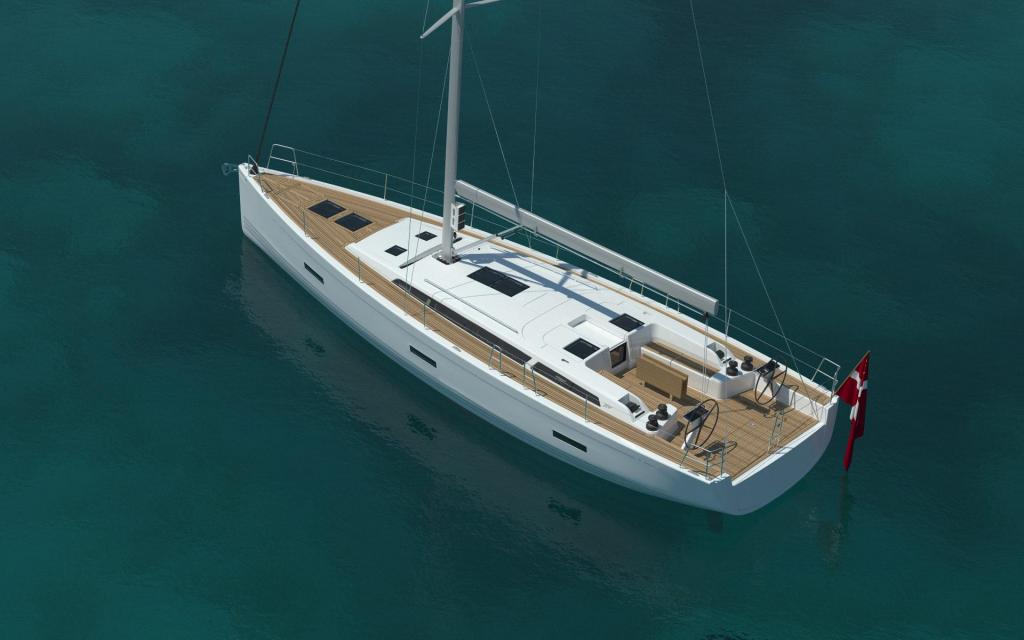 Exterior X-Yachts X4⁹ New Boat