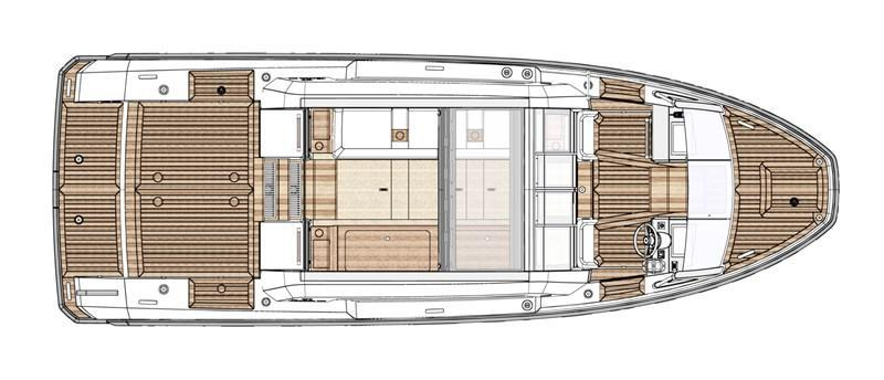 Layout Windy Luxury Limo Tender
