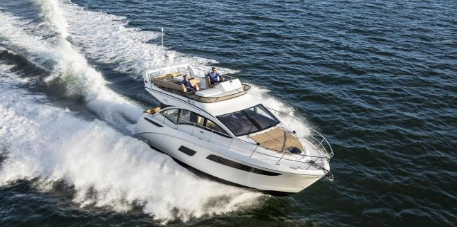 Sea Ray Sport Yacht 400 Fly Neuboot