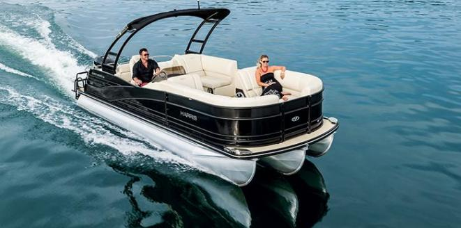 Harris Grand Mariner 270 Neuboot
