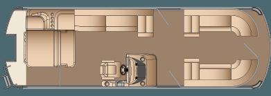 Layout Harris Grand Mariner 270