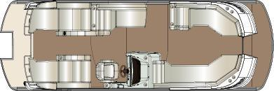 Layout Harris Crown DL 250
