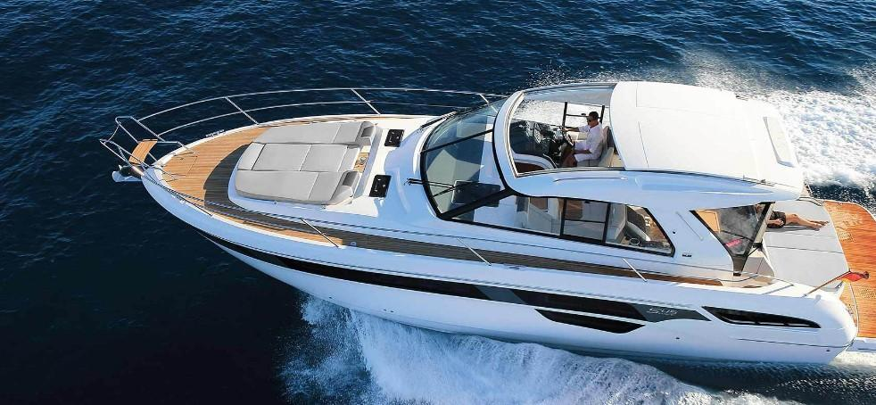 Exterior Bavaria S45 COUPE New Boat