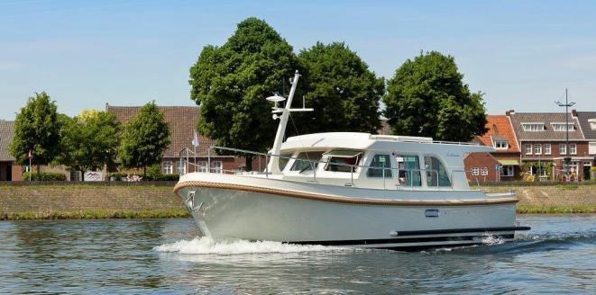 Linssen Grand Sturdy 35.0 Sedan Neuboot