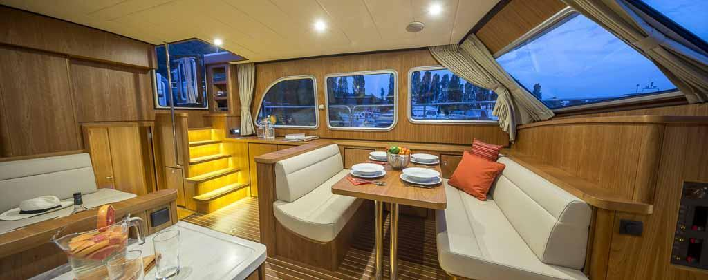 Exterior Linssen Grand Sturdy 40.0 AC New Boat