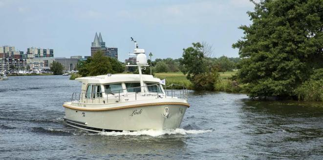 Linssen Grand Sturdy 40.0 Sedan Neuboot