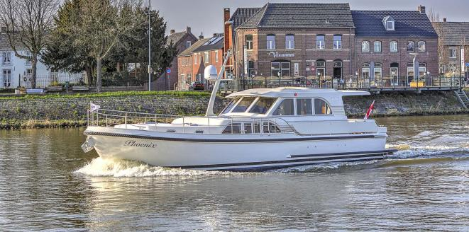 Linssen Grand Sturdy 470 Sedan Wheelhouse Neuboot