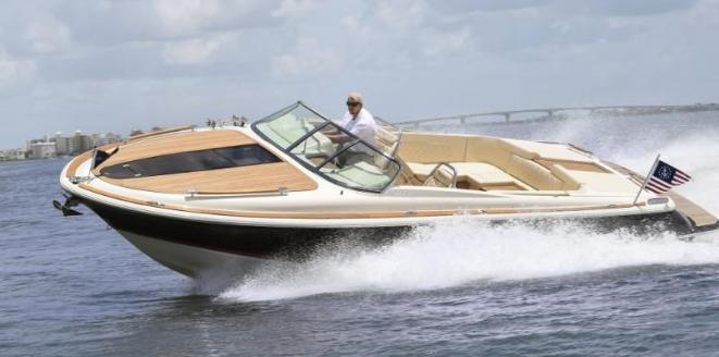 Chris Craft Corsair 30 New boat