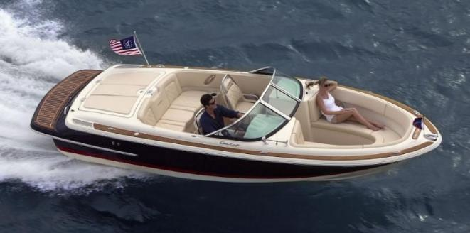 Chris Craft Launch 23 New boat