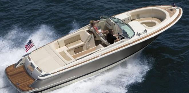 Chris Craft Launch 30 New boat