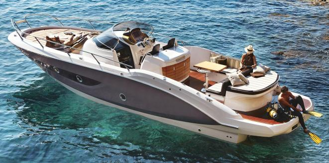 Sessa Key Largo 34 FB Neuboot
