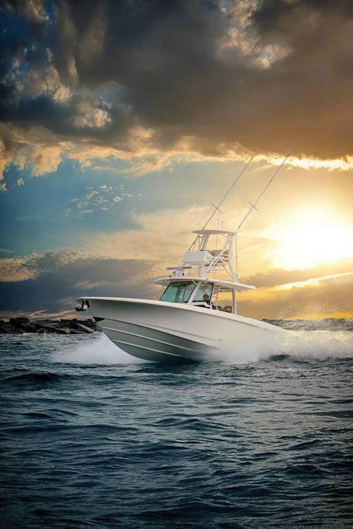 Exterior Boston Whaler 380 Outrage New Boat