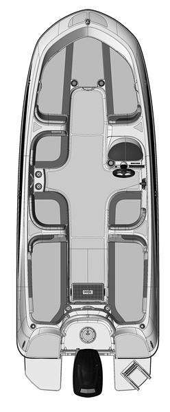 Layout Bayliner Element E18