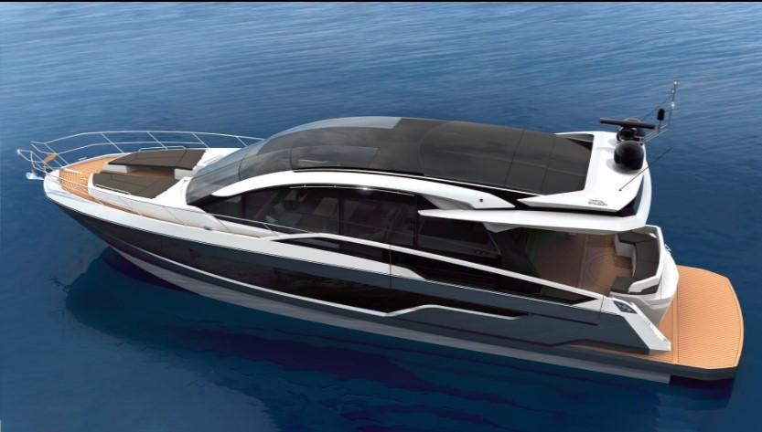 Exterior Galeon 650 Skydeck New Boat