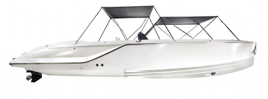 Exterior Frauscher 858 Fantom Air New Boat