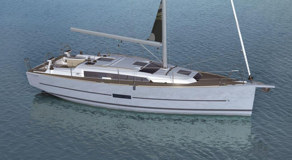Exterior Dufour 360 Grand Large New Boat