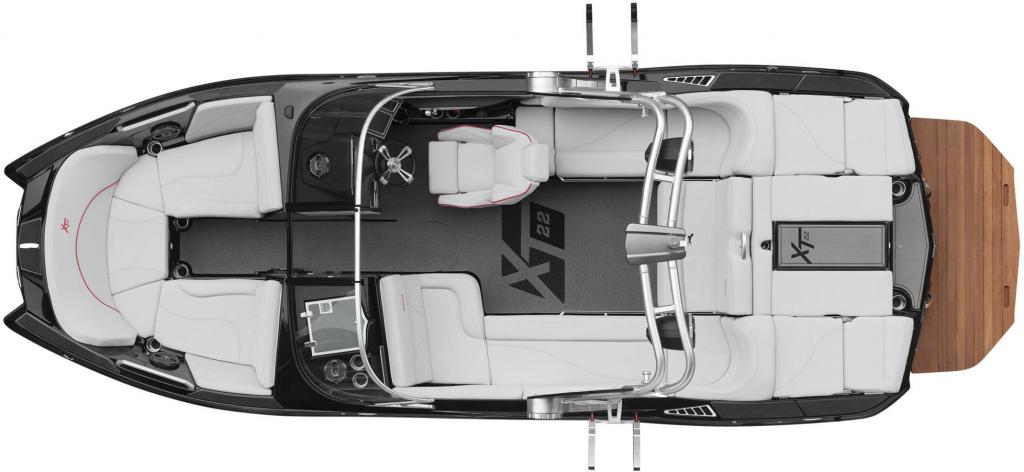 Layout MasterCraft XT-22