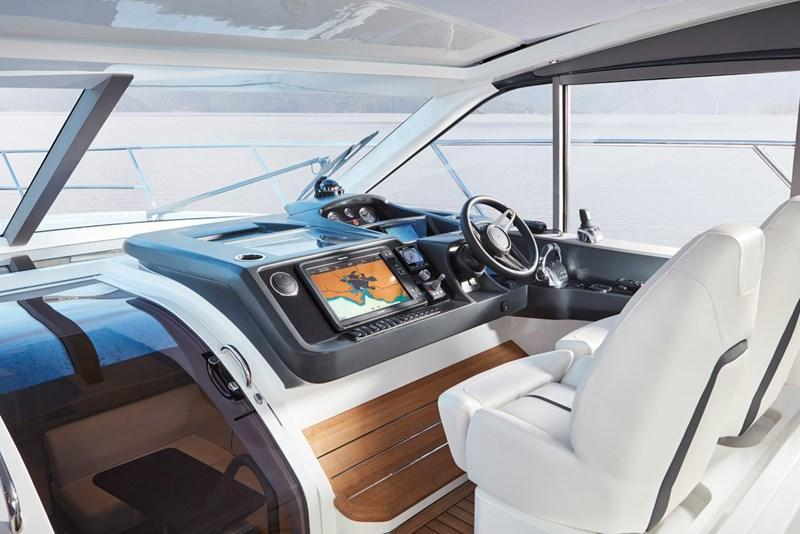 Exterior Princess V50 Open New Boat