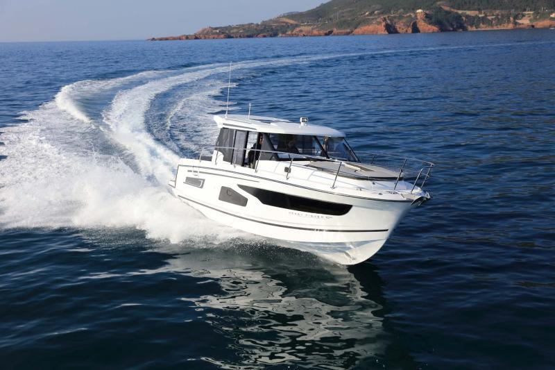Exterior Jeanneau Merry Fisher 1095 New Boat