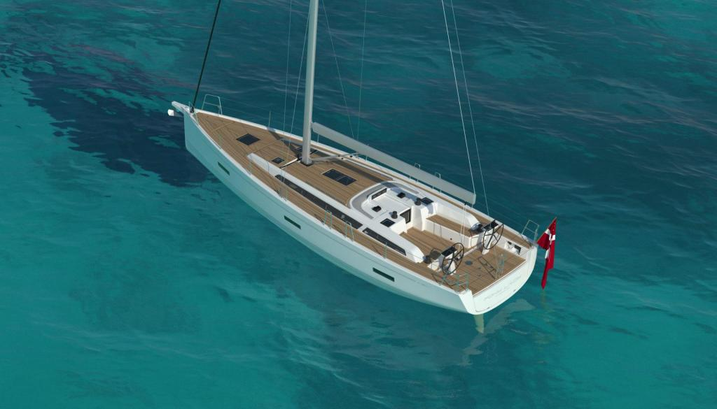 Exterior X-Yachts X4⁶ New Boat