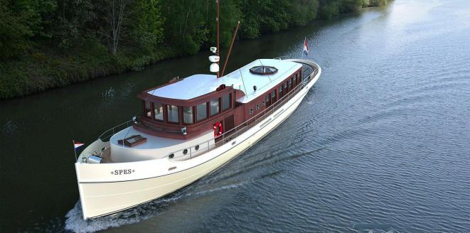 Holterman Trimm Classic Motor Yacht Neuboot