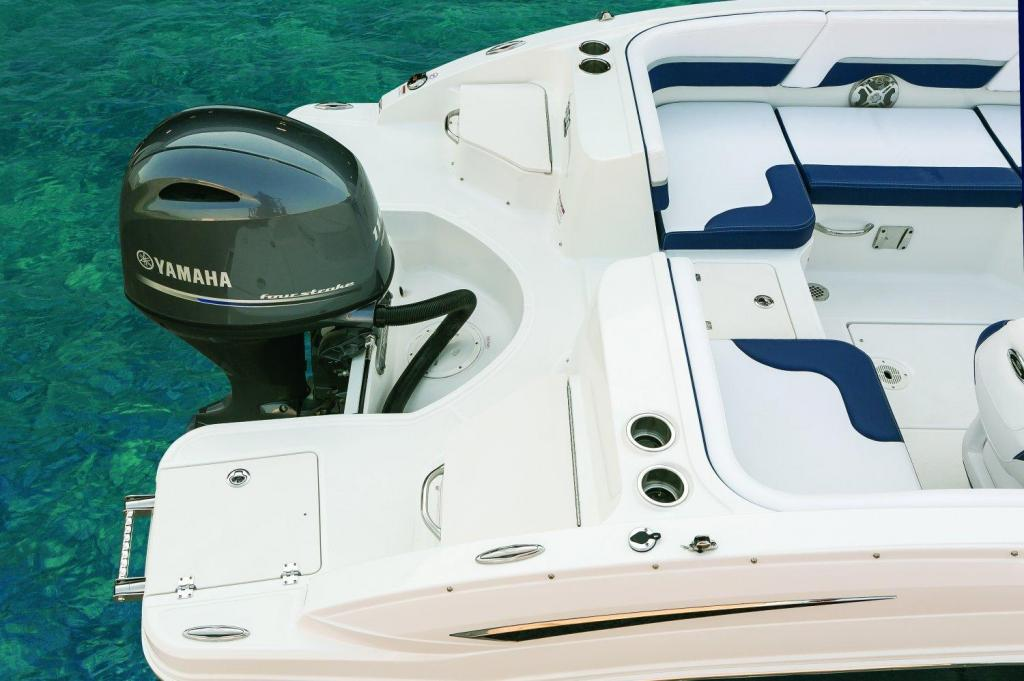 Exterior Chaparral 191 Suncoast New Boat