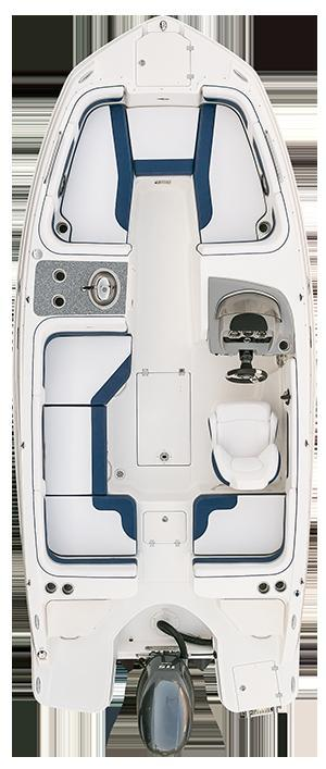 Layout Chaparral 191 Suncoast