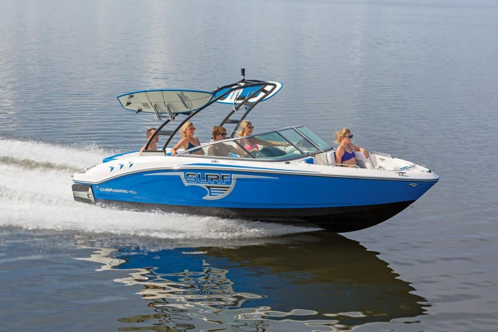 Exterior Chaparral 21 H20 Surf New Boat