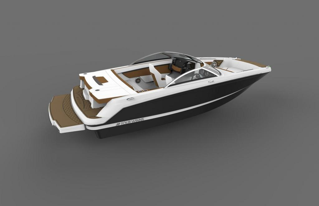Exterior Four Winns HD 180 RS New Boat