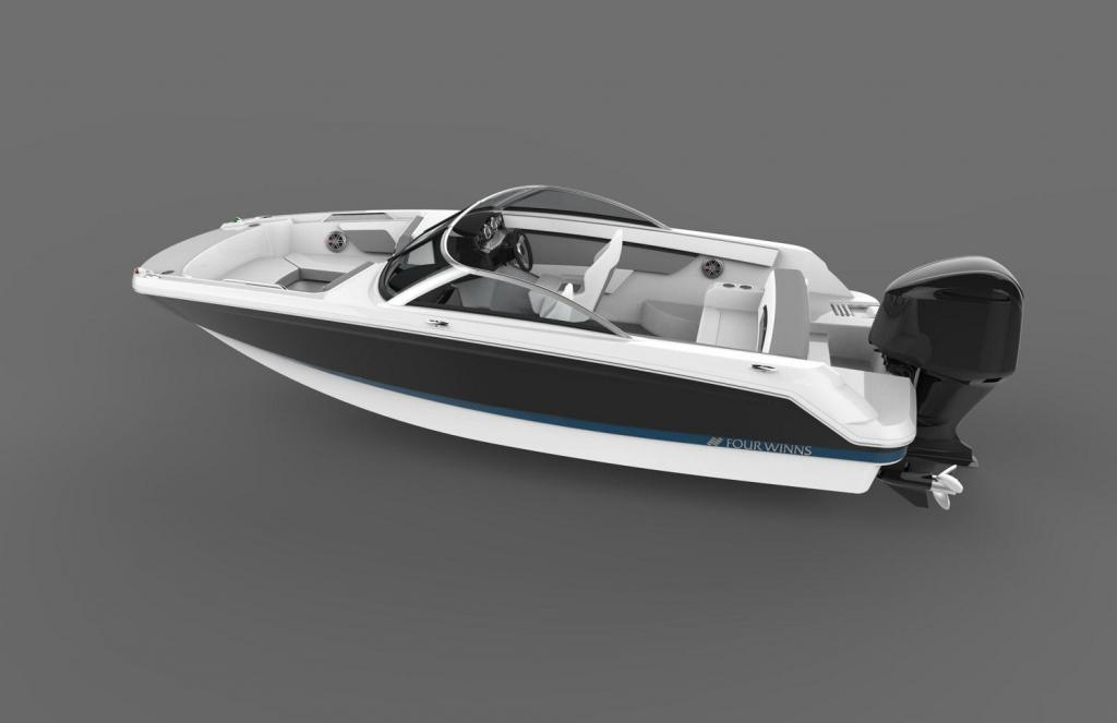 Exterior Four Winns HD 180 OB New Boat