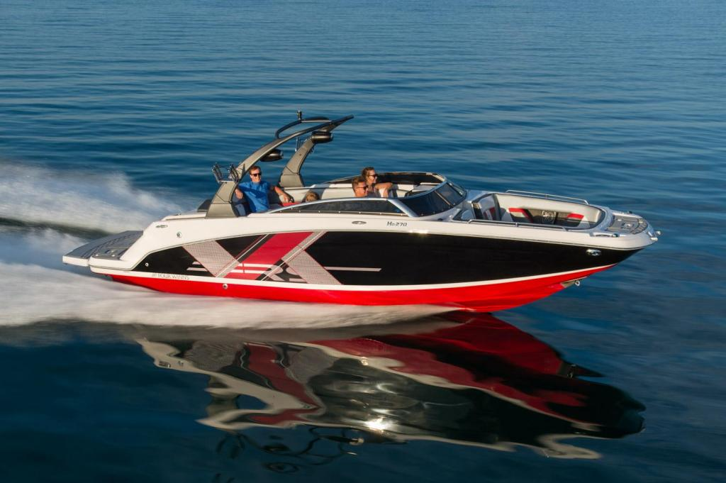 Exterior Four Winns HD 270 RS Surf New Boat