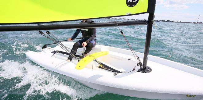 RS RS Zest New Boat