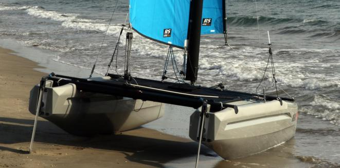 RS RS CAT 14 New Boat