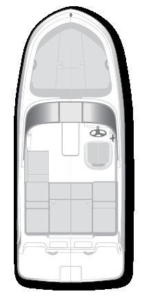 Layout Bayliner Bowrider VR4