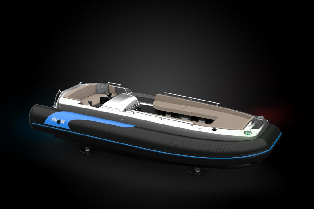Exterior Avon eJET 450 New Boat