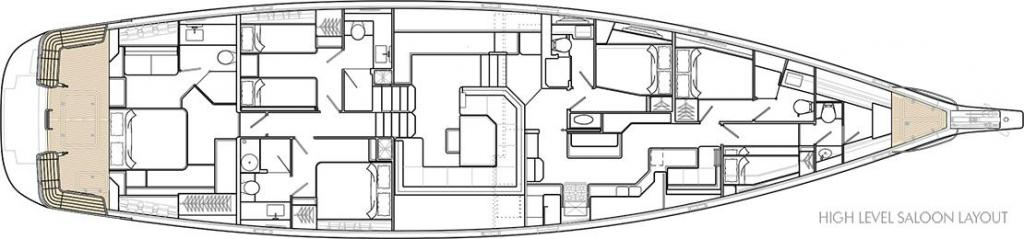 Layout Oyster 885 Series 2