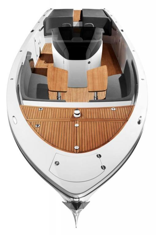 Exterior Frauscher 1017 GT Air New Boat