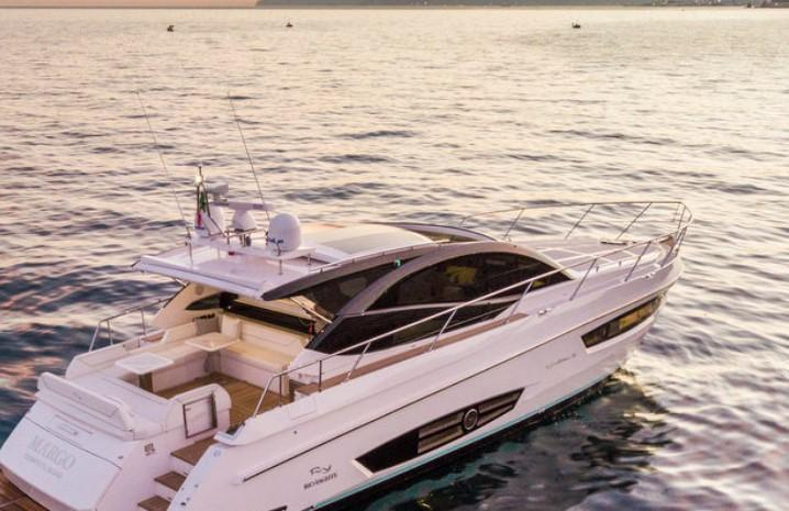 Exterior Rio Sport Coup 56 New Boat
