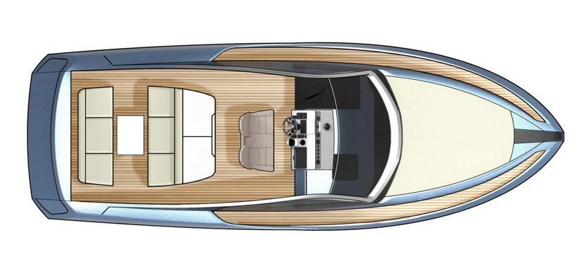 Layout Fairline Fairline 33