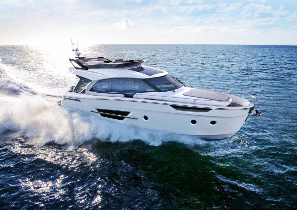 Exterior Greenline 45 Fly New Boat