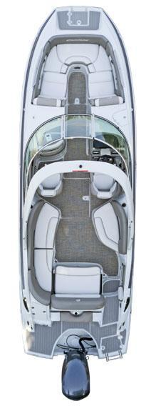 Layout Crownline Cross Sport E 275 XS