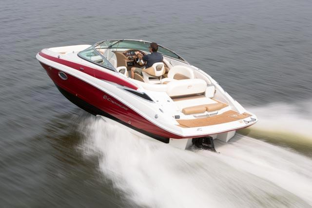 Exterior Crownline Eclipse E225 New Boat