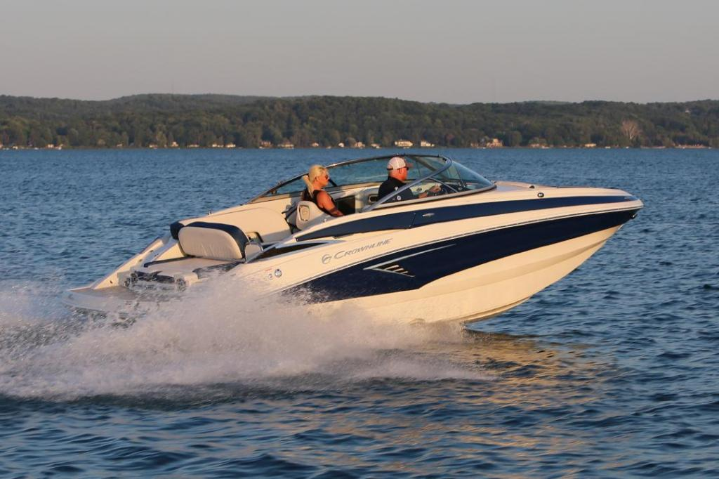 Exterior Crownline Eclipse E235 New Boat