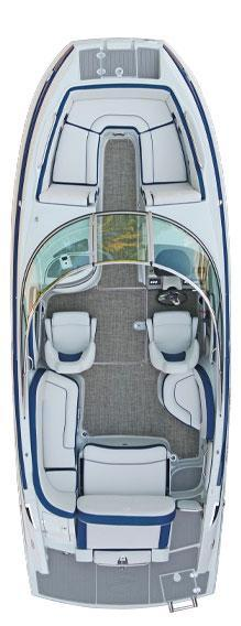 Layout Crownline Eclipse E235