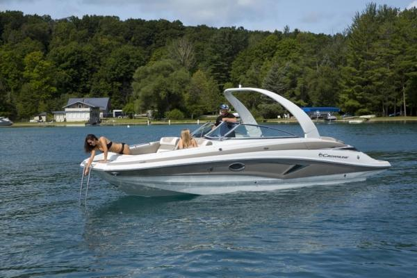 Exterior Crownline Eclipse E275 New Boat