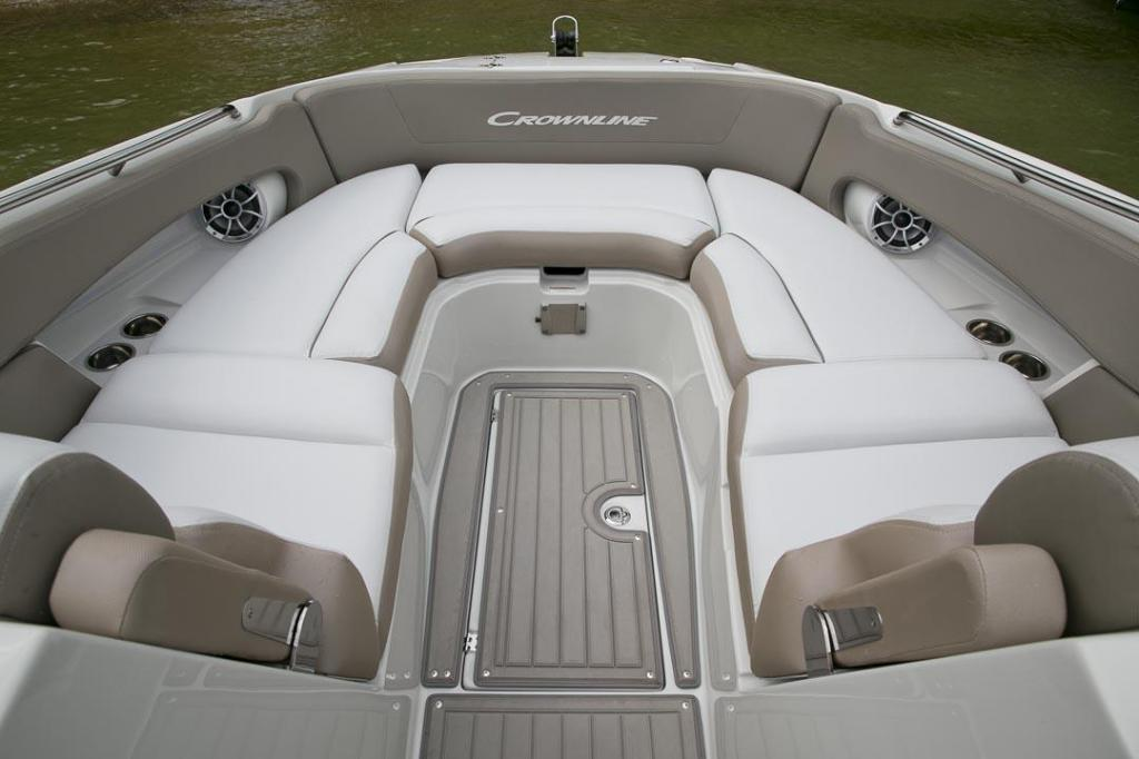 Exterior Crownline Eclipse E305 New Boat