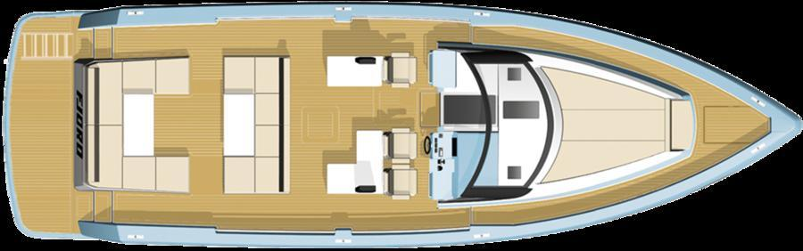 Layout Fjord 52 open