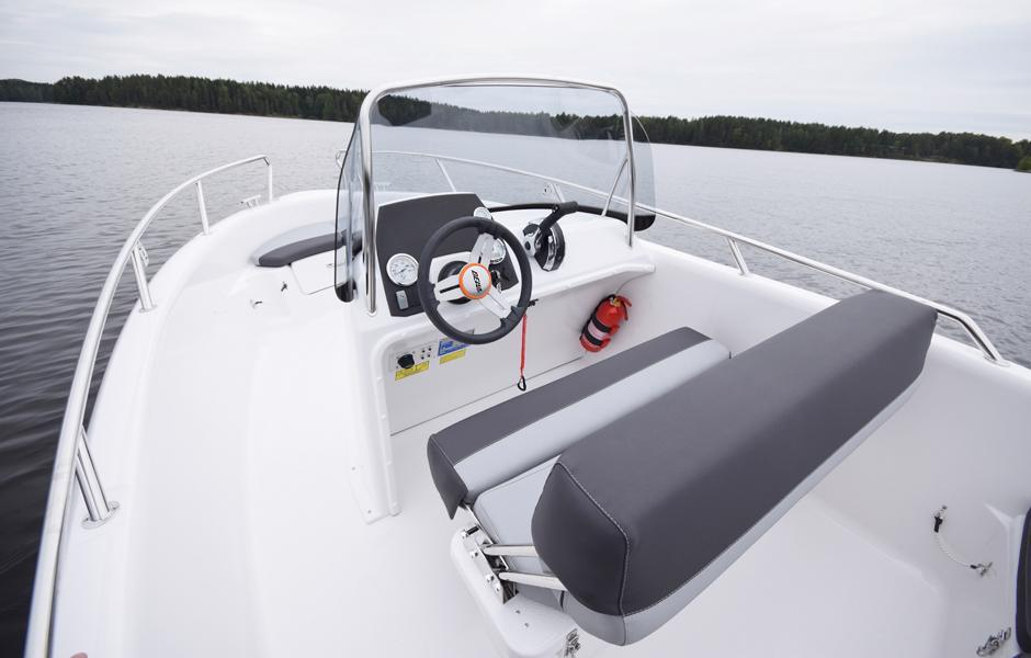 Exterior Bella Open Boat 485 R New Boat